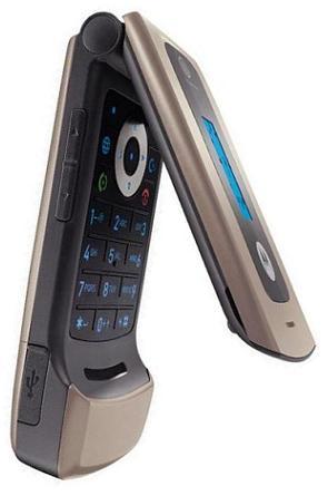 foto del cellulare Motorola W380