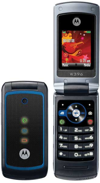 foto del cellulare Motorola W396