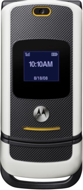 foto del cellulare Motorola W450 MOTOACTV