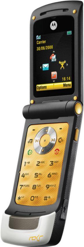 foto del cellulare Motorola W6 ROKR