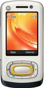 foto del cellulare Motorola W7 MOTO Active Edition