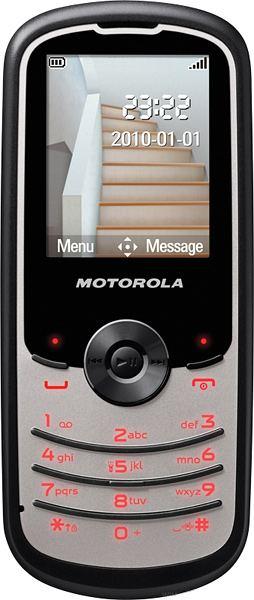 foto del cellulare Motorola WX260