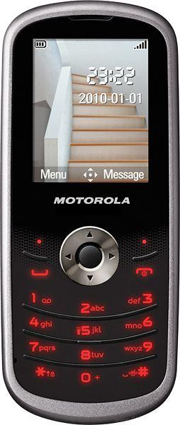 foto del cellulare Motorola WX290