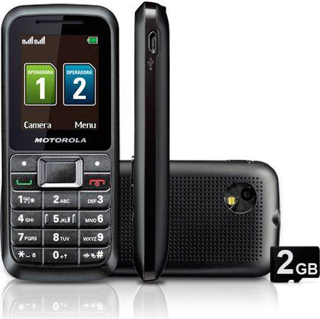 foto del cellulare Motorola WX294