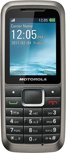 foto del cellulare Motorola WX306