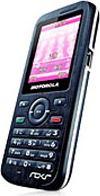 foto del cellulare Motorola WX395