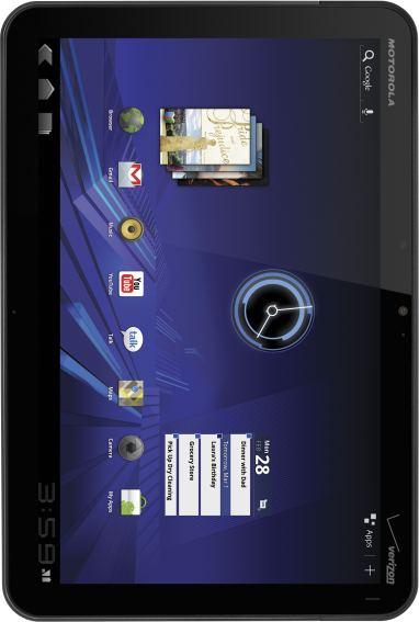 Motorola Xoom in Italia