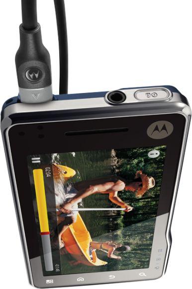 foto del cellulare Motorola Milestone