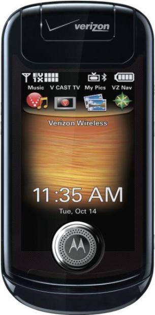 foto del cellulare Motorola ZN4 Krave