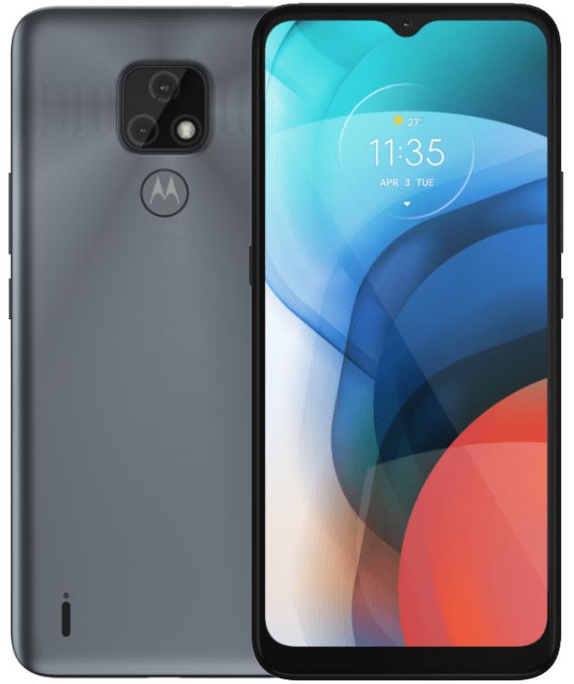 foto del cellulare Motorola Moto E7