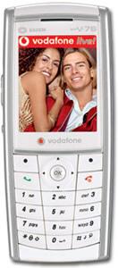foto del cellulare Sagem My V-76