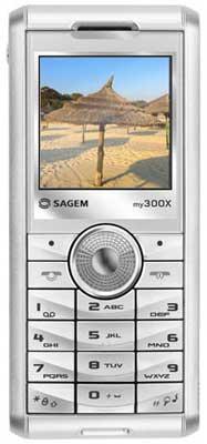 foto del cellulare Sagem My300x
