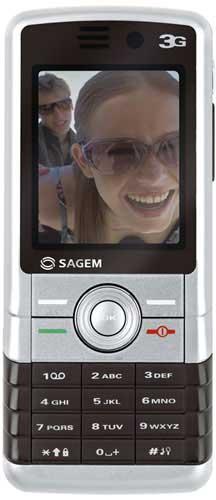 foto del cellulare Sagem My800x