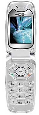foto del cellulare Sagem My C5-2