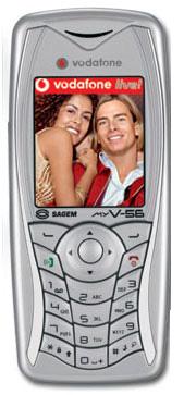 foto del cellulare Sagem My V56
