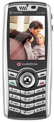 foto del cellulare Sagem My V85