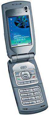 foto del cellulare Nokia N71