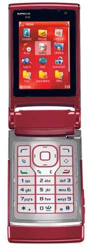foto del cellulare Nokia N76