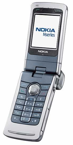 foto del cellulare Nokia N90