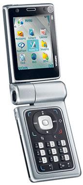 foto del cellulare Nokia N92