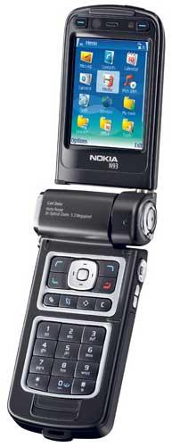 foto del cellulare Nokia N93