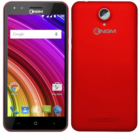 foto del cellulare Ngm You Color E505 Plus