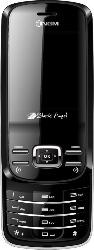 foto del cellulare Ngm Black Angel