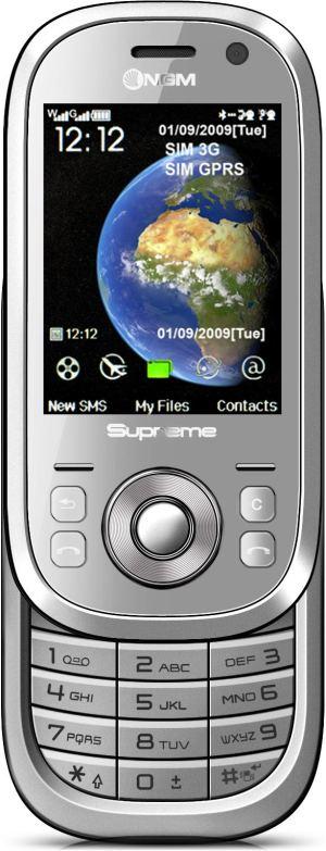 foto del cellulare Ngm Supreme
