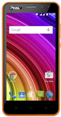 foto del cellulare Ngm You Color E501