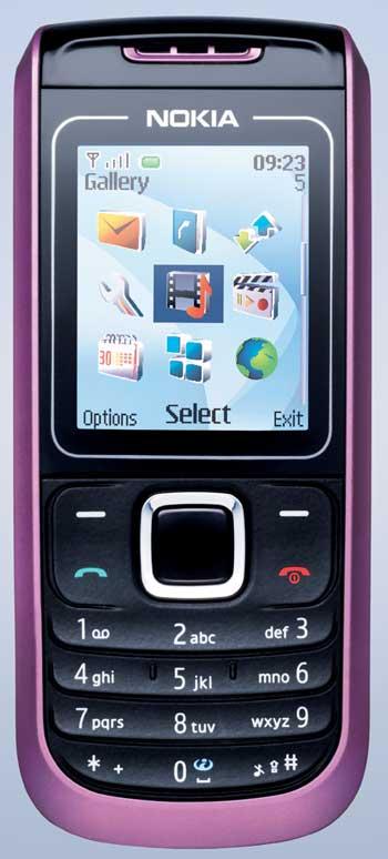 foto del cellulare Nokia 1680 Classic