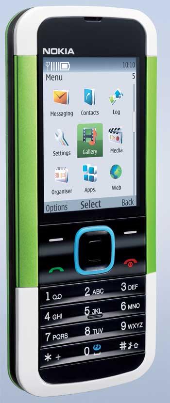 foto del cellulare Nokia 5000