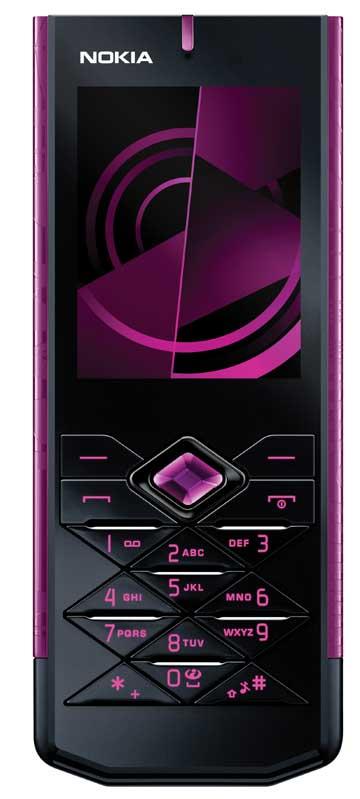 foto del cellulare Nokia 7900 Crystal Prism