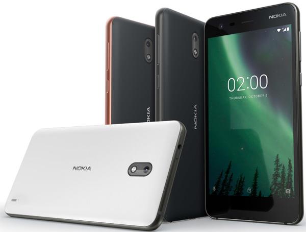 foto del cellulare Nokia 2