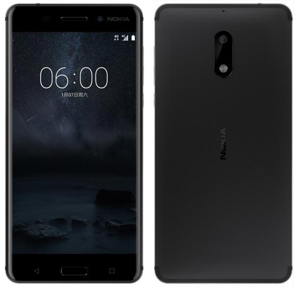 foto del cellulare Nokia 6