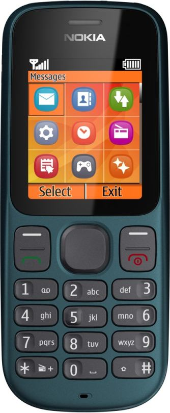 foto del cellulare Nokia 100