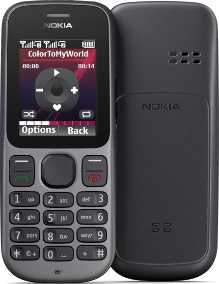 foto del cellulare Nokia 101