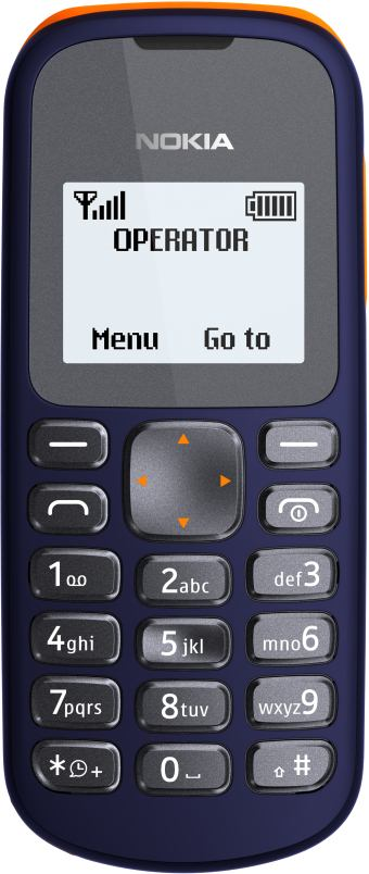 foto del cellulare Nokia 103