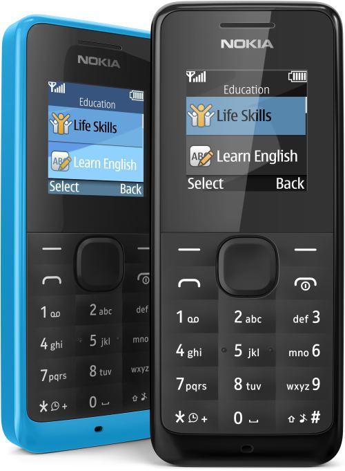 foto del cellulare Nokia 105