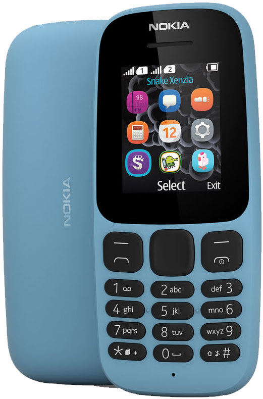 foto del cellulare Nokia 105 (2017)