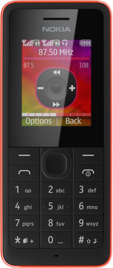 foto del cellulare Nokia 107 Dual SIM