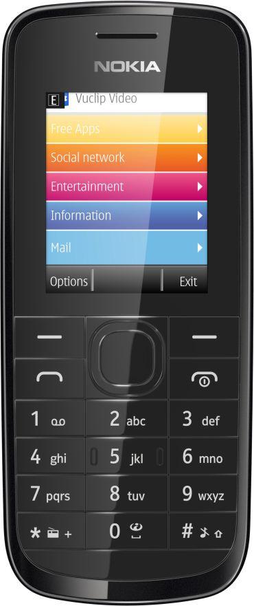 foto del cellulare Nokia 109