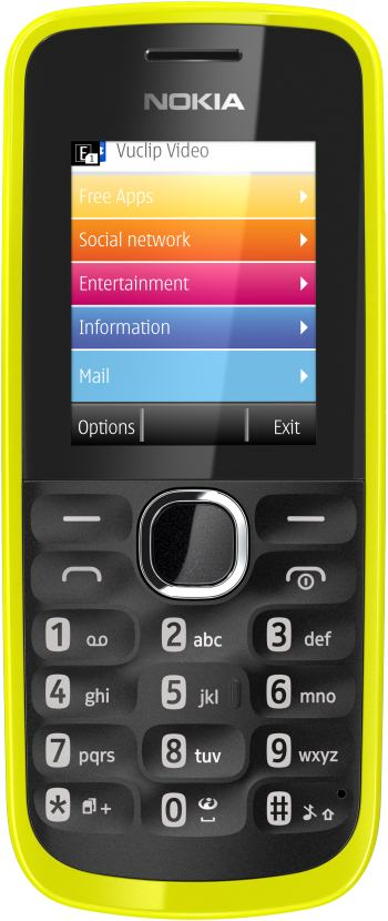 foto del cellulare Nokia 110