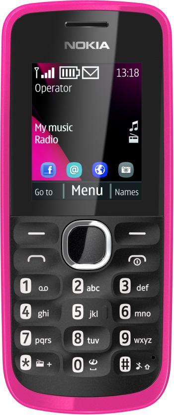 foto del cellulare Nokia 111