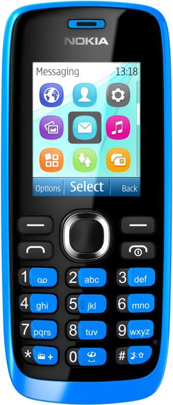 foto del cellulare Nokia 112