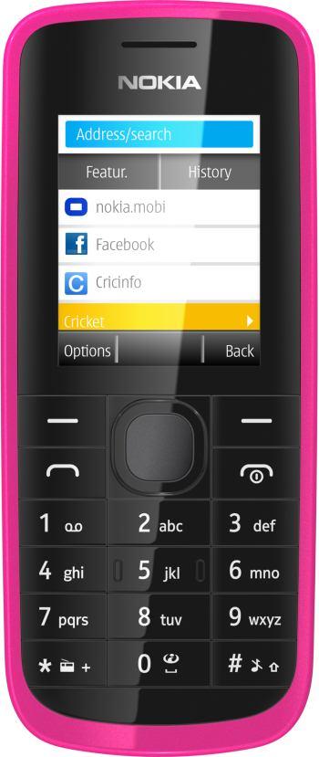 foto del cellulare Nokia 113