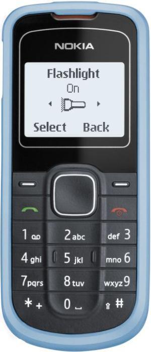 foto del cellulare Nokia 1202