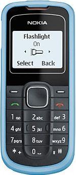 foto del cellulare Nokia 1203