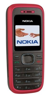foto del cellulare Nokia 1208