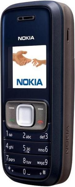 foto del cellulare Nokia 1209
