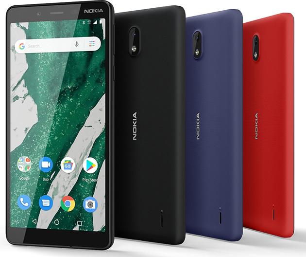 foto del cellulare Nokia 1 Plus